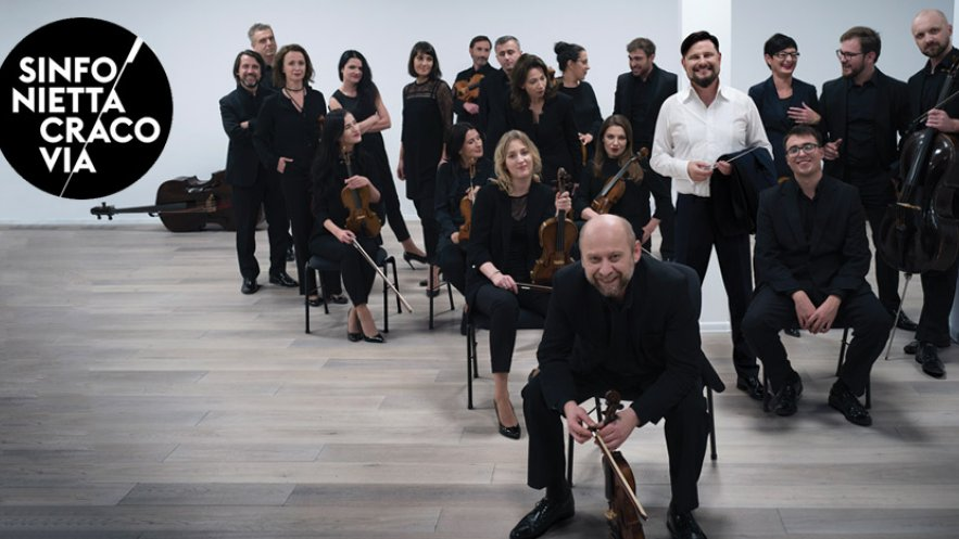 Sinfonietta Cracovia - koncert inauguracyjny 24. MFM